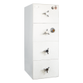 Ordinary 4-drawer file 600FR with a single mechanical code