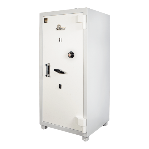 Anti-theft heavy safe 2000S with a mechanical code