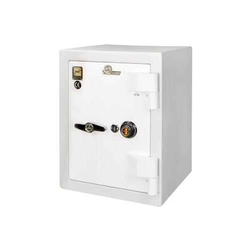Anti-theft heavy safe 550S with a mechanical code
