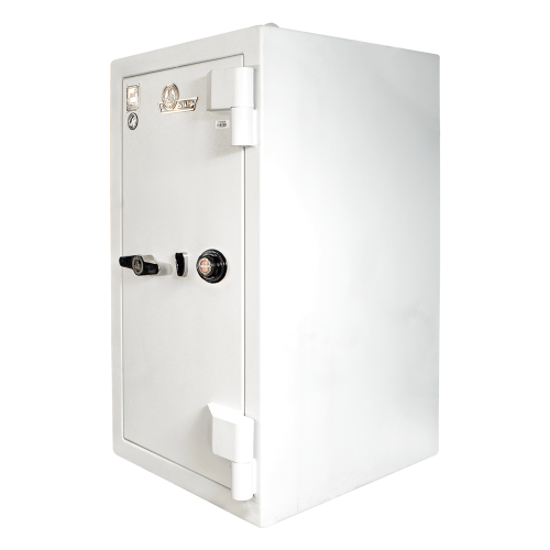Anti-theft heavy safe 750S with a mechanical code