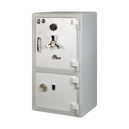 Two-story light safe 750DKdg Kaveh key lock digital password 1110