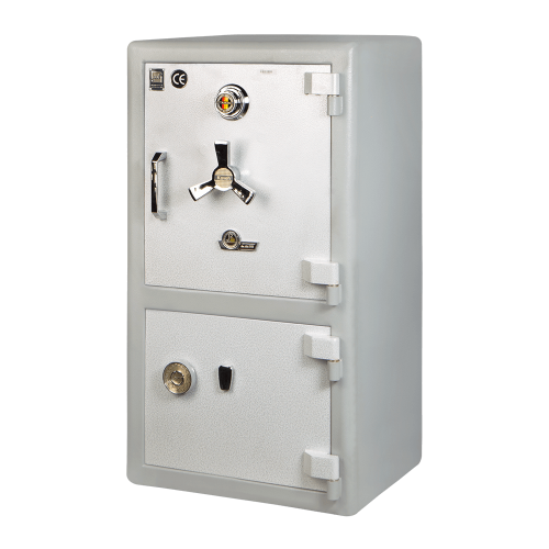Two-story light safe 750DKR with a mechanical code