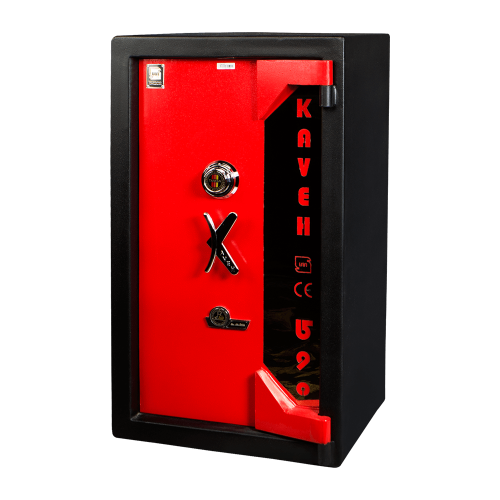 Zagros safe 1020KR with Kaveh lock and mechanical code