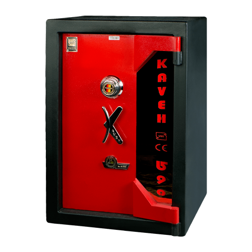 Zagros safe 820KR with Kaveh lock and mechanical code