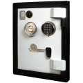 Wall door without compartment 150WKdg with Kaveh key lock and digital password 1110