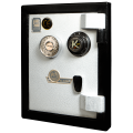 Wall door without compartment 150WKR with Kaveh key lock and mechanical code