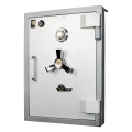 Wall door without compartment 550WKR with Kaveh key lock and mechanical code