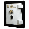 Wall door without compartment 75WK with Kaveh key lock